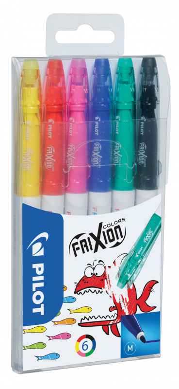 Pilot FriXion Colors