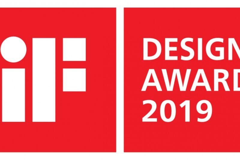 Vysavač PURE F9 oceněn prestižní cenou iF Design Award 2019