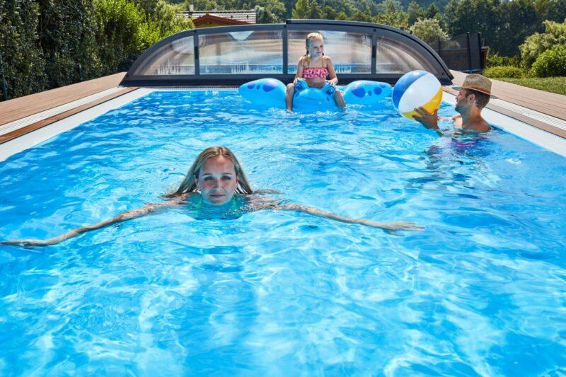 Češi se připravují na dovolenou doma, ALBIXON zaznamenal nárůst poptávek bazénů o 200 %