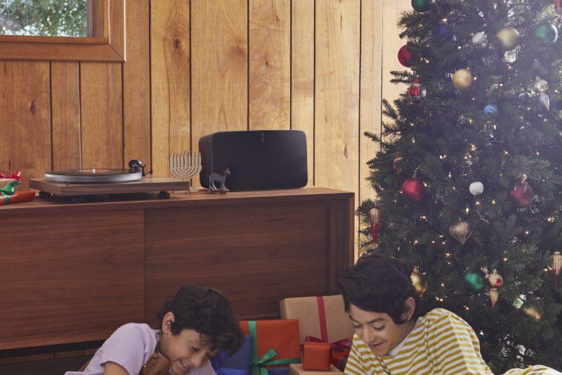 Sonos Five_Vánoce