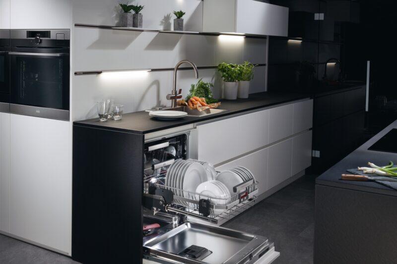 Mytí nádobí na nejvyšší úrovni