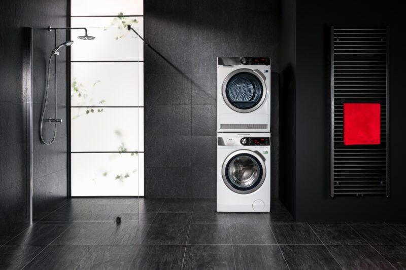 Ve dvou se to lépe táhne: Nový set péče o prádlo AEG střeží oblečení pomocí mobilní aplikace
