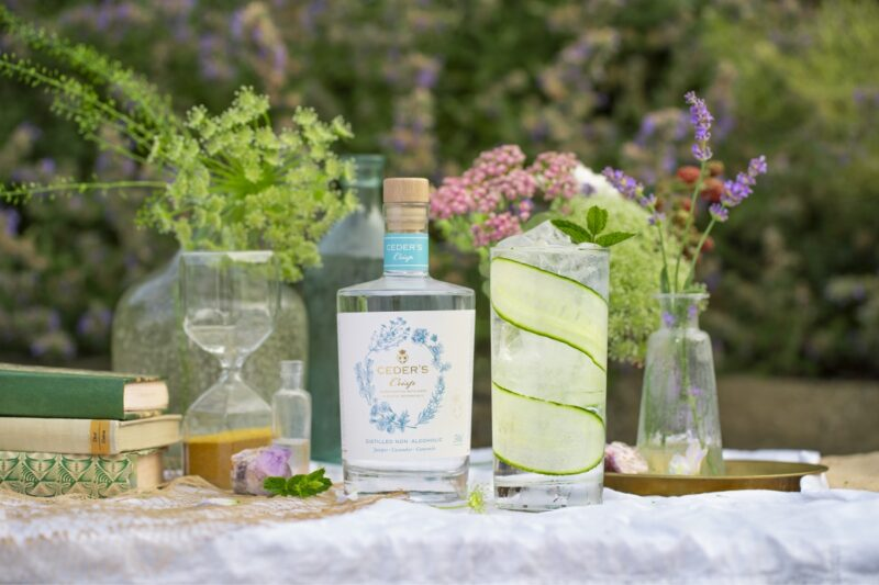 Představujeme CEDER`S – prémiový nealkoholický gin s autentickou chutí