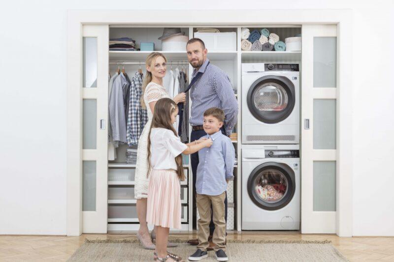Electrolux PerfectCare – oblečení na každý den usušené s péčí