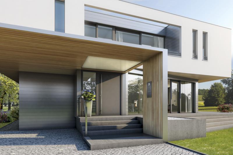 Deceuninck je jediný výrobce PVC dveřních profilů v bezpečnostní třídě RC3
