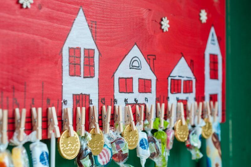 Vánoční dekorace se Šárkou Prágerovou – adventní kalendář