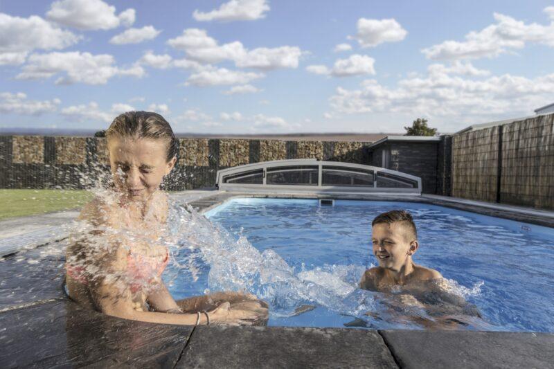 Bezpečnost v bazénu až na prvním místě