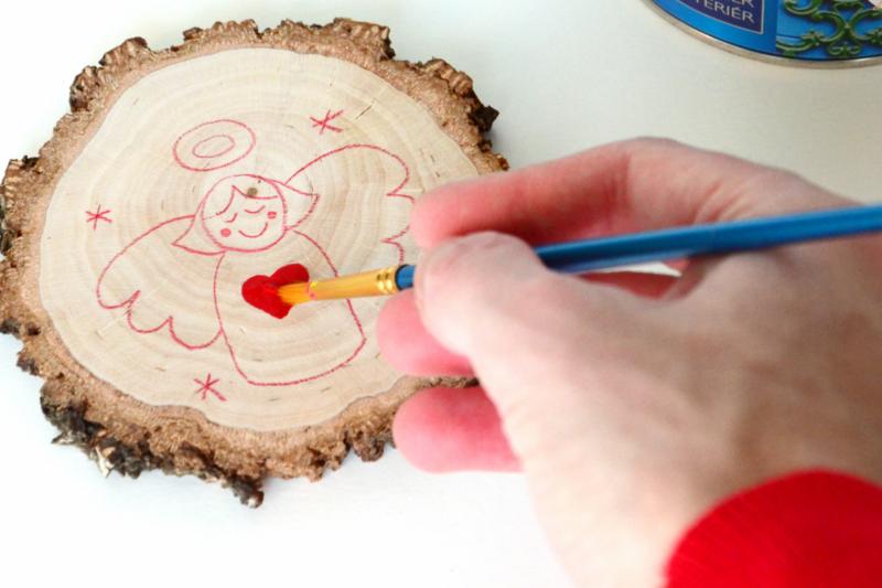 Vánoční podložky pod hrníčky – skvělý dárek i stylová dekorace