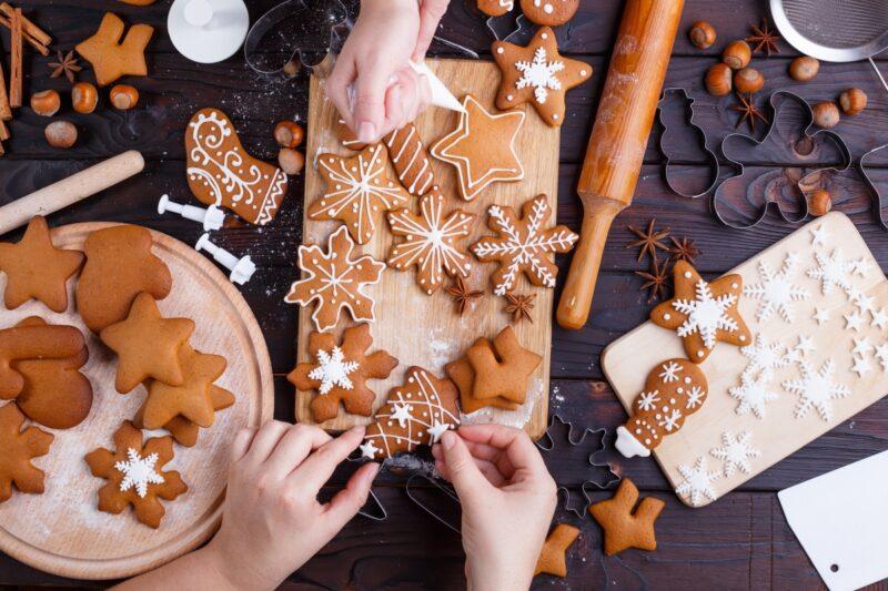 Dokonalí vánoční pomocníci