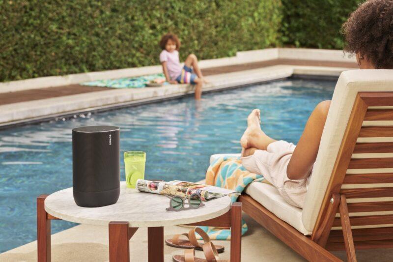 Sonos představuje Move, první reproduktor pro poslech i mimo domov