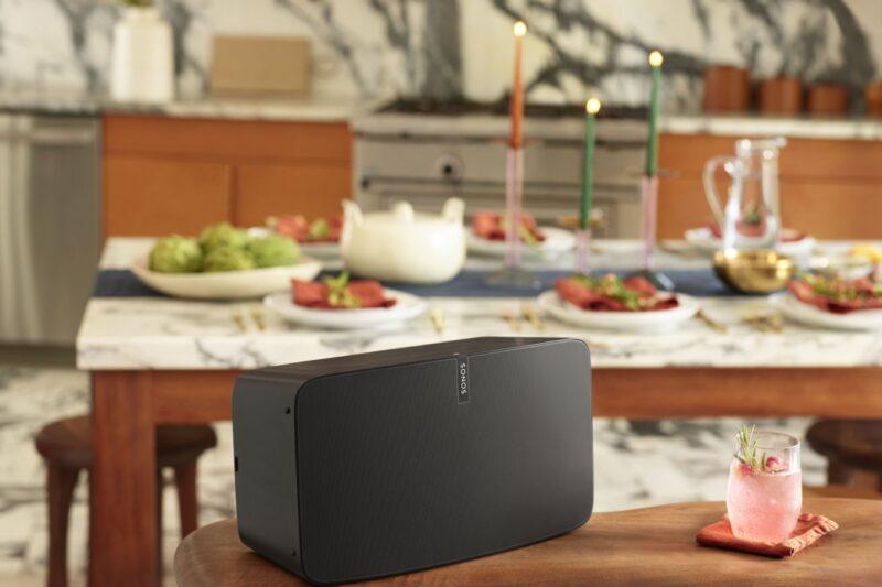 Sonos rozezní váš domov (nejen) koledami