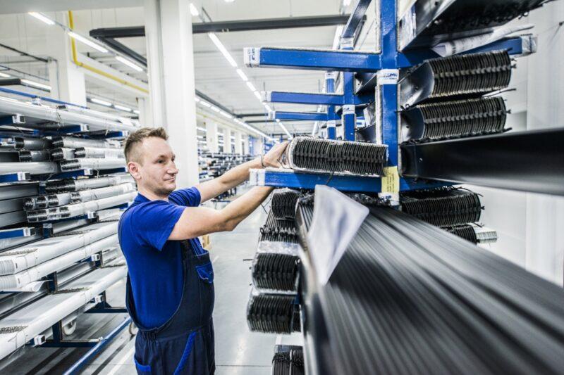 Vsetínský výrobce žaluzií CLIMAX expanduje na sever. Ke Švýcarsku a Francii nově přidává Švédsko