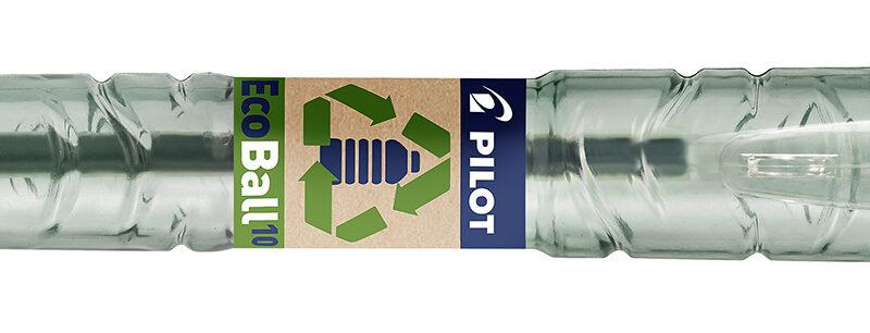 Pilot B2P Ecoball zelená