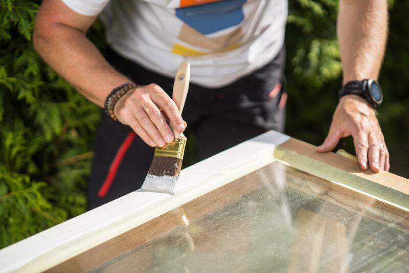 Jak na renovaci dřevěných oken