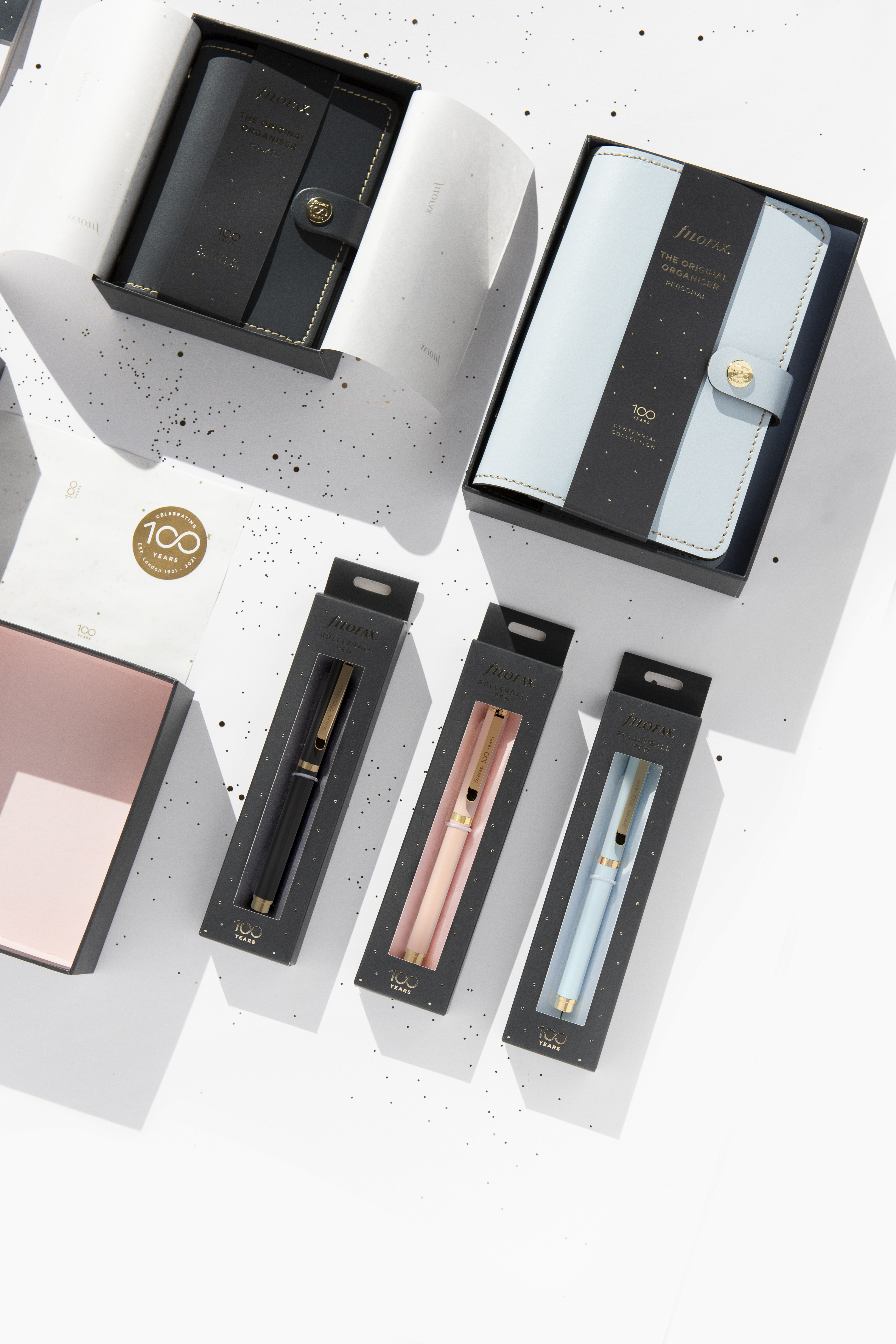 Filofax Centennial Collection - Lifestyle_Packaging
