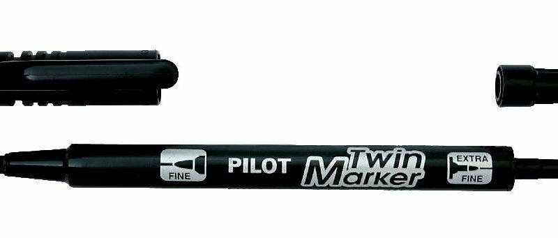 Pilot Twin Marker 03