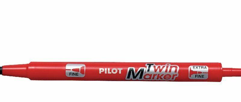 Pilot Twin Marker 04