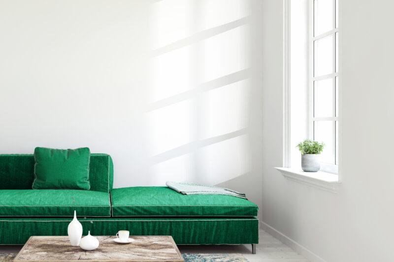 S nový nátěrem Primalex zůstanou stěny zářivě bílé