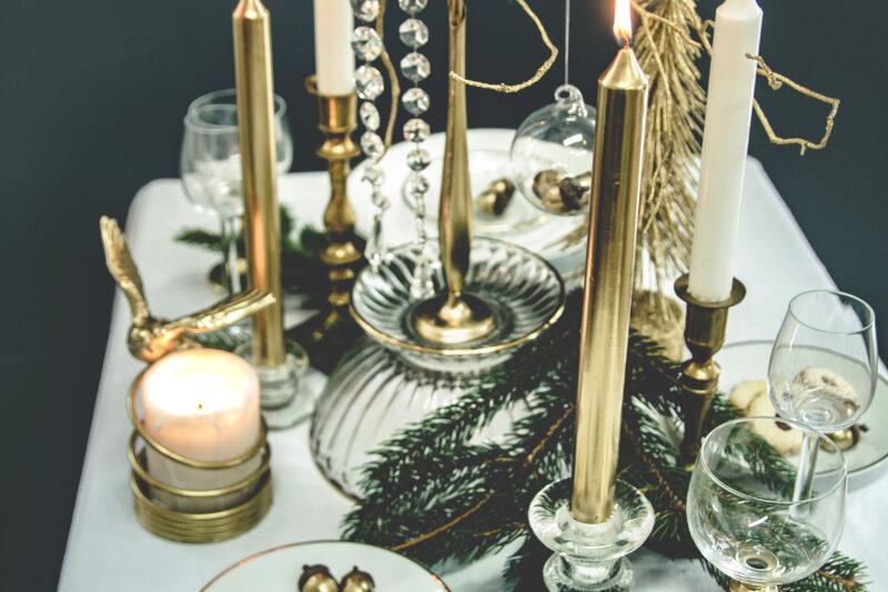 Dekorace pro slavnostní vánoční atmosféru