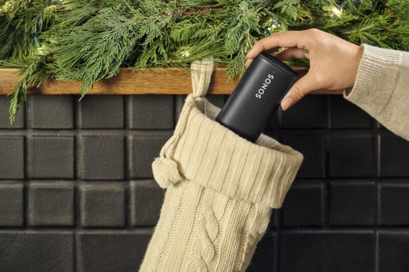 Vychutnejte si kouzlo Vánoc s křišťálově čistými tóny díky inteligentnímu systému Sonos